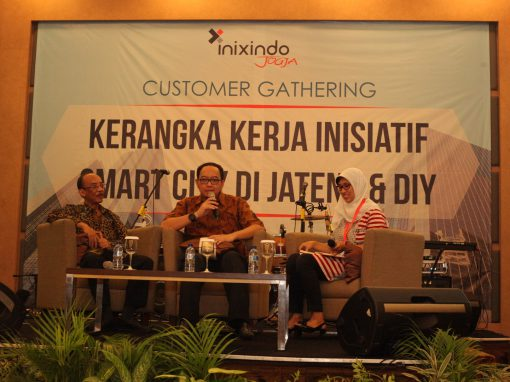 Customer Gathering Inixindo Jogja 2016