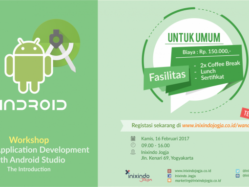 Workshop Mobile Application Diminati Banyak Pelaku IT