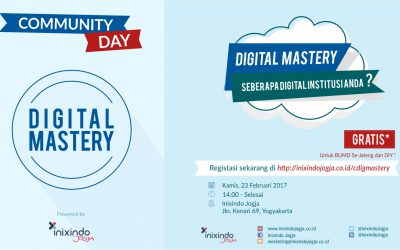 Community Day Digital Mastery, Membuka Wawasan Tentang Transformasi Digital