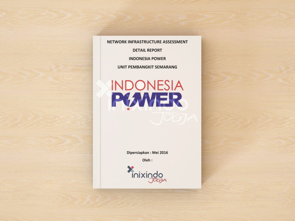Asesmen Optimalisasi Jaringan dan Server PT Indonesia Power Up Semarang
