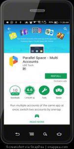 Banyak Akun dalam Satu Smartphone, Parallel Space Perlu Anda Coba 2