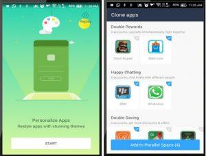 Banyak Akun dalam Satu Smartphone, Parallel Space Perlu Anda Coba 3