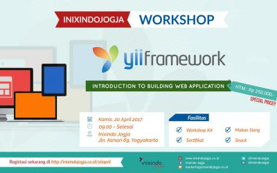 Workshop Sehari : Yii Framework Version 2