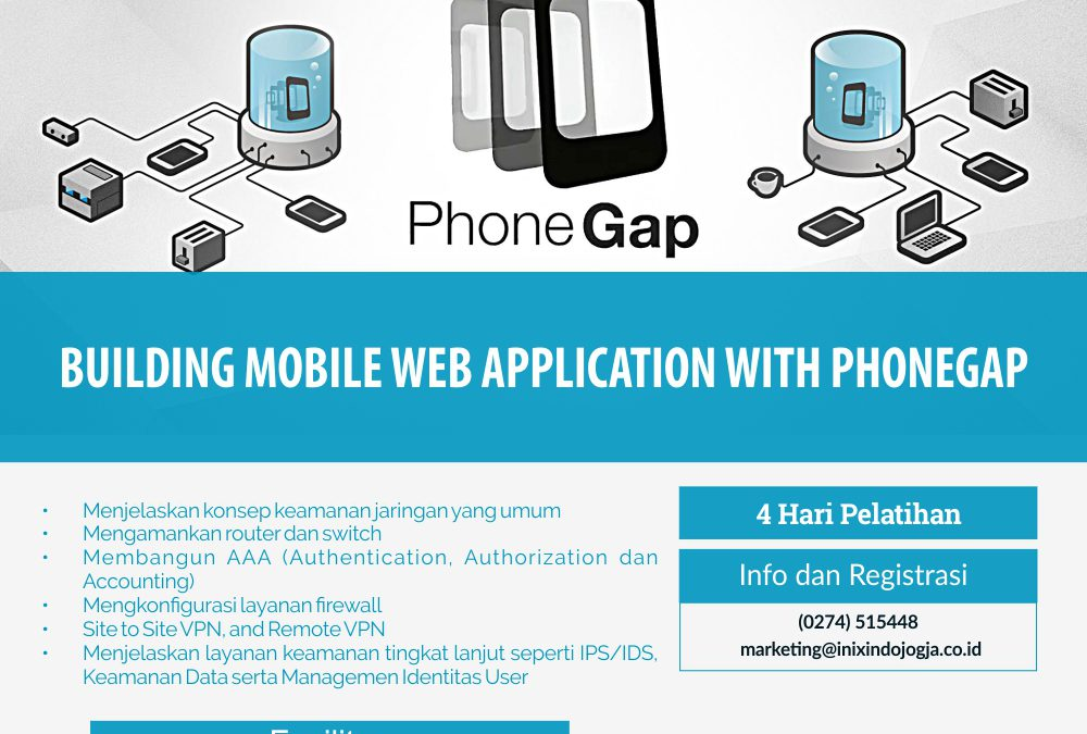 Building Mobile Web Application with Phonegap