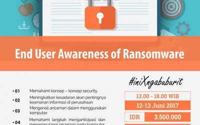 End User Awareness of Ransomware