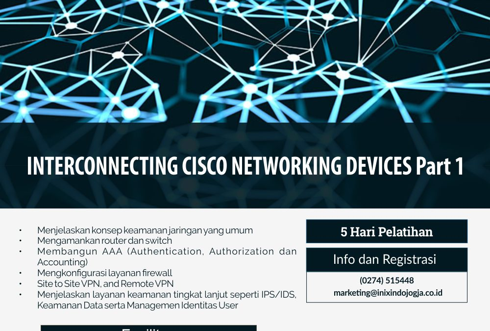 Interconnecting Cisco Networking Devices Part 1