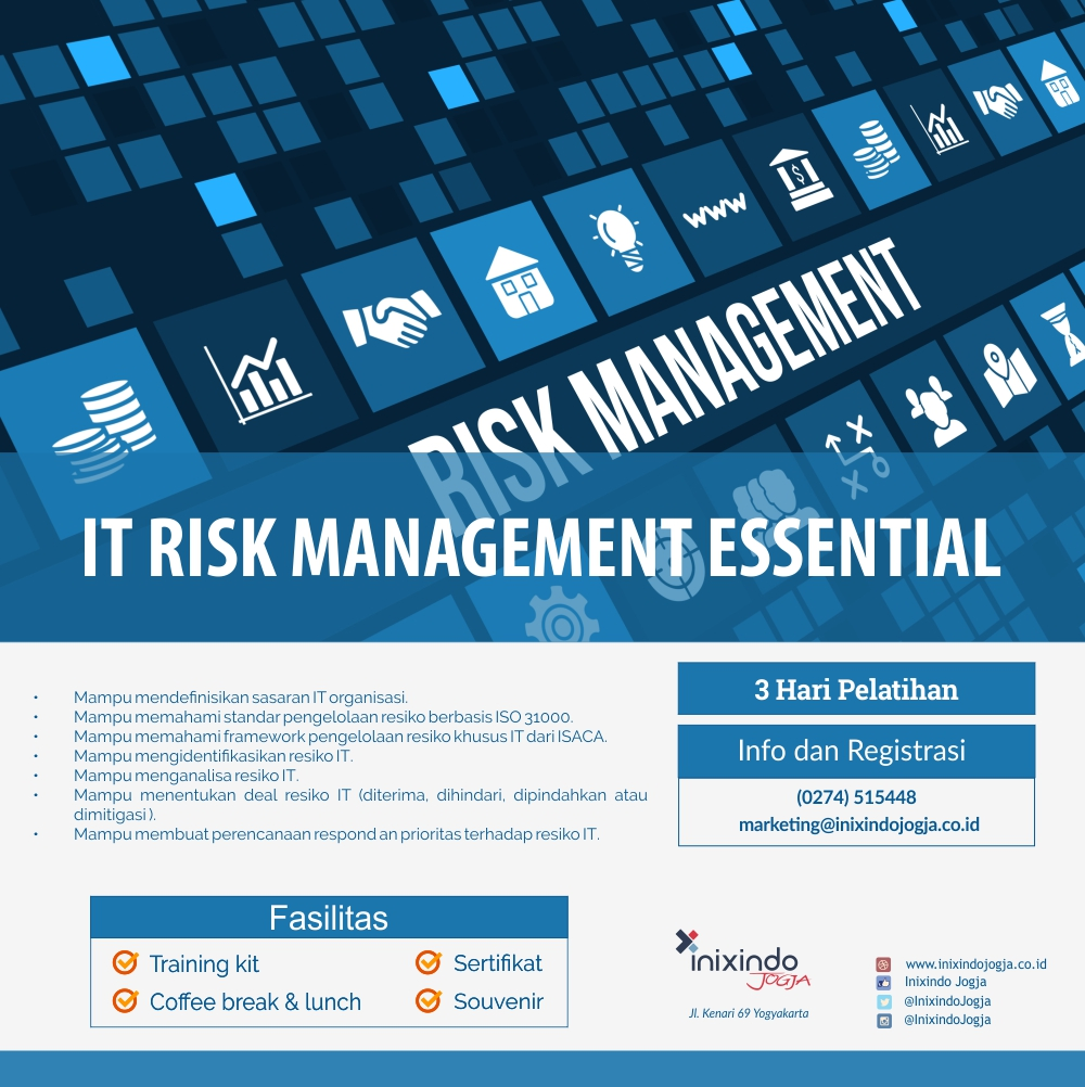 IT Risk Management Essential 6
