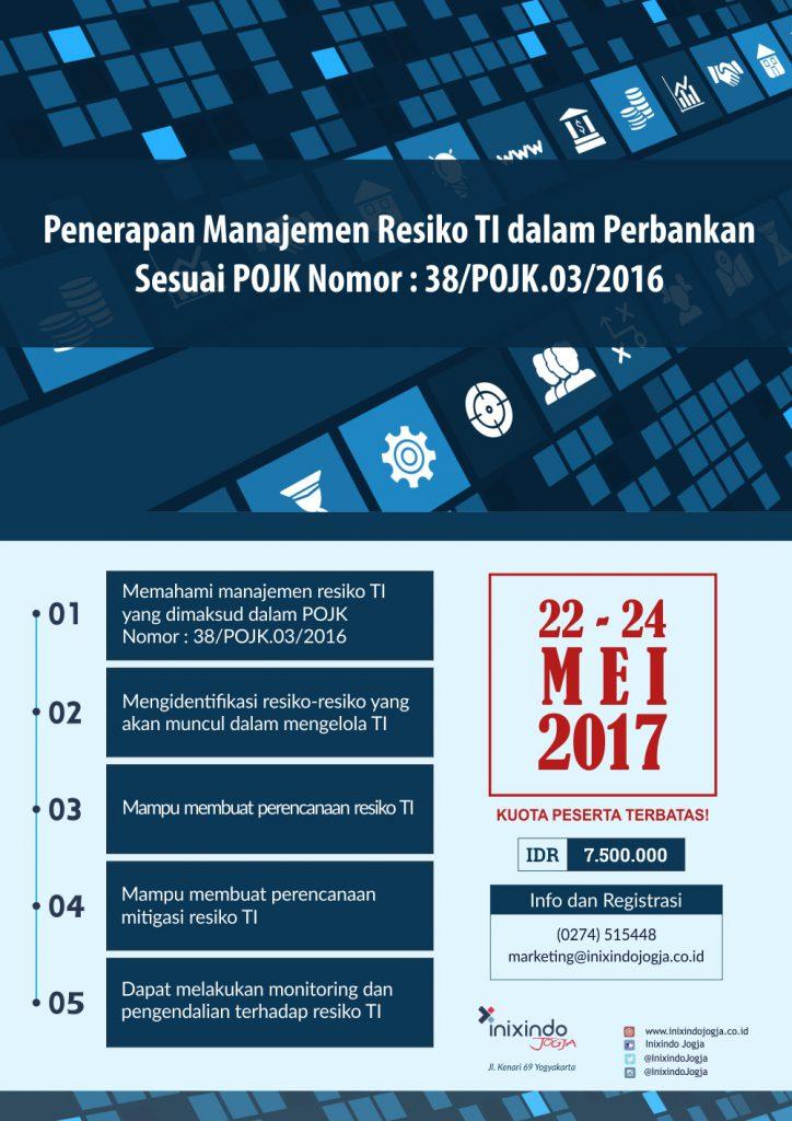 Implementasi Peraturan OJK Nomor : 38/POJK.03/2016 1