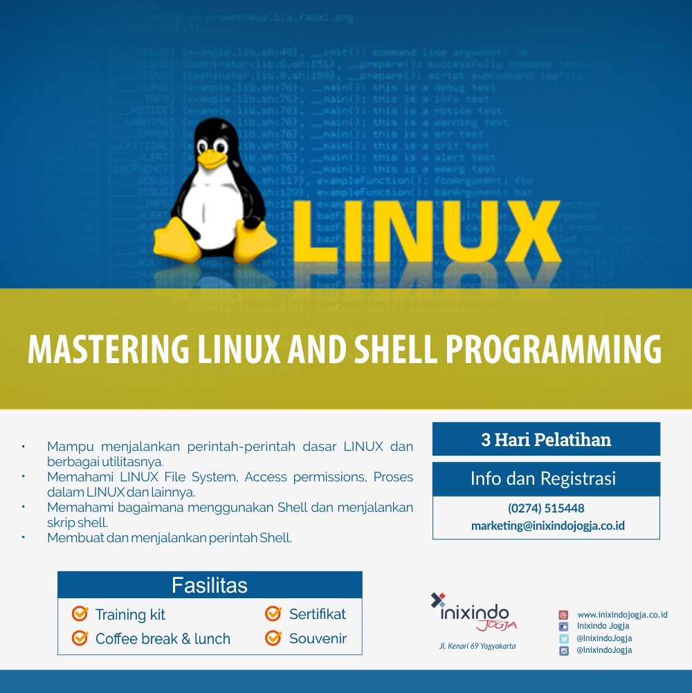 Mastering Linux and Shell Programming 7