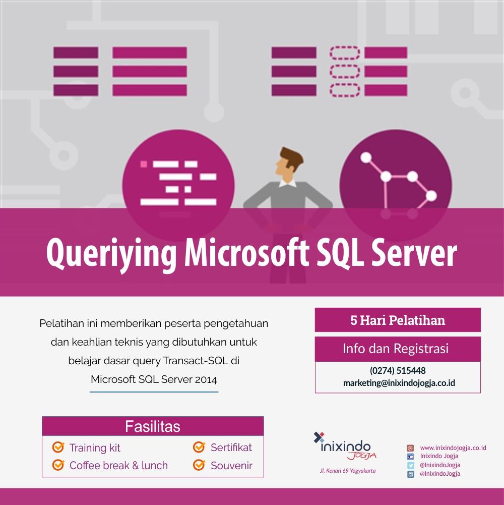 Queriying Microsoft SQL Server 6