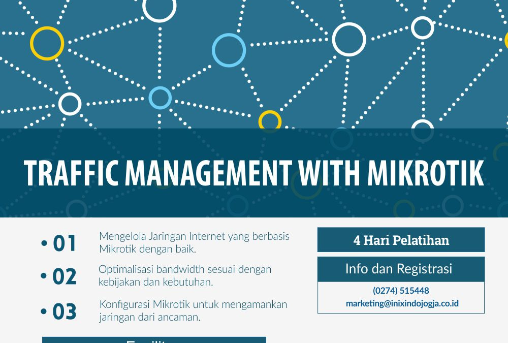 Traffic Management with Mikrotik