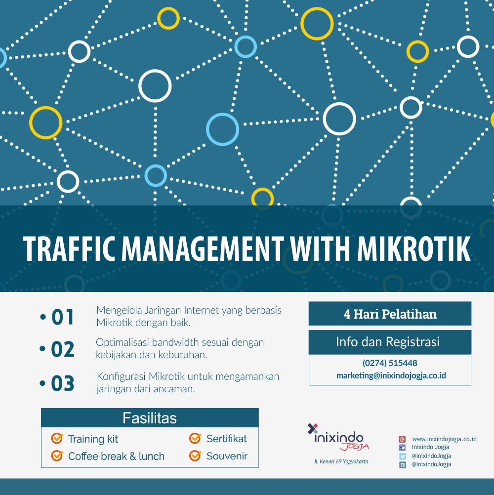 Traffic Management with Mikrotik 6