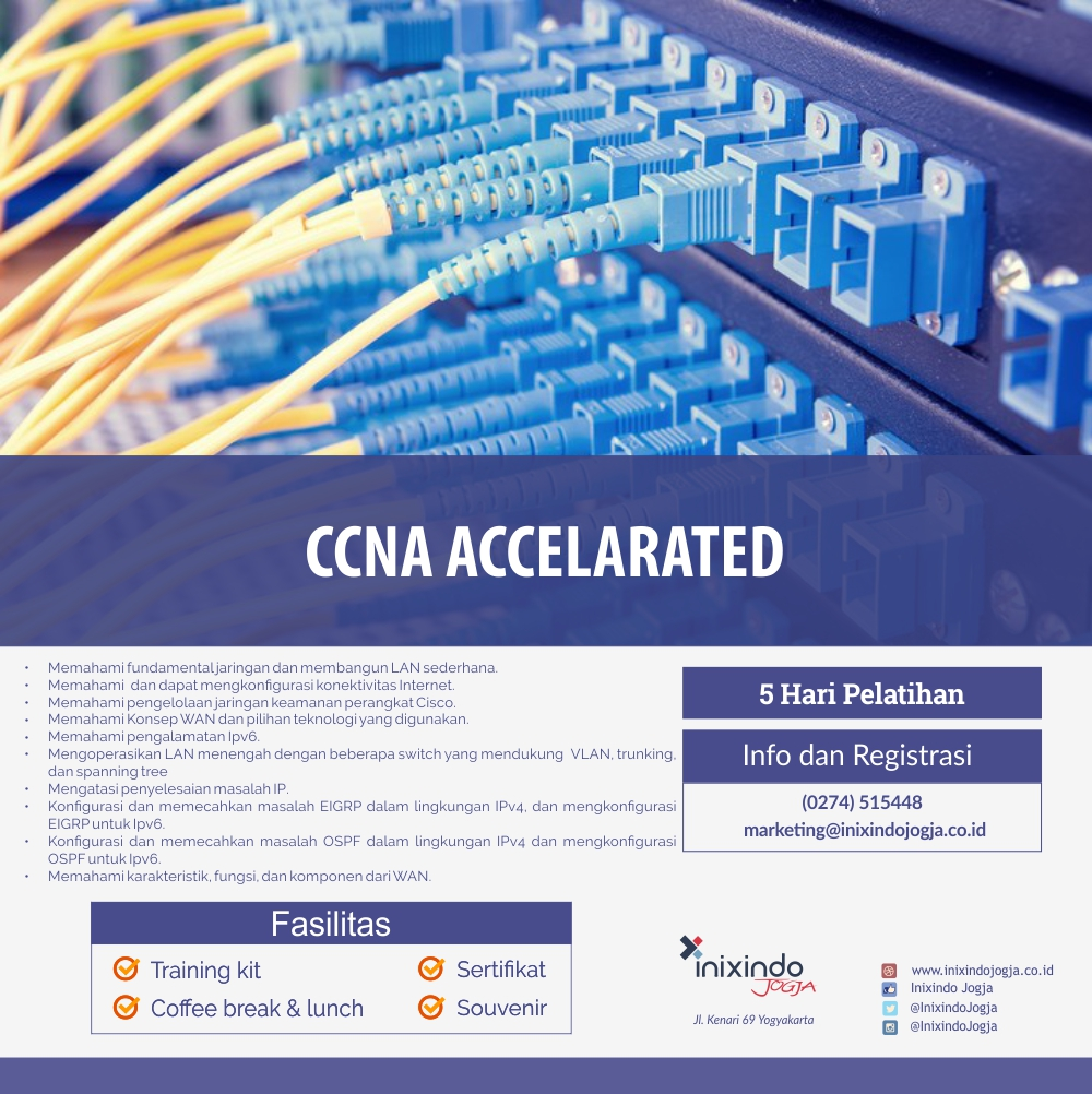 CCNA Accelarated 6
