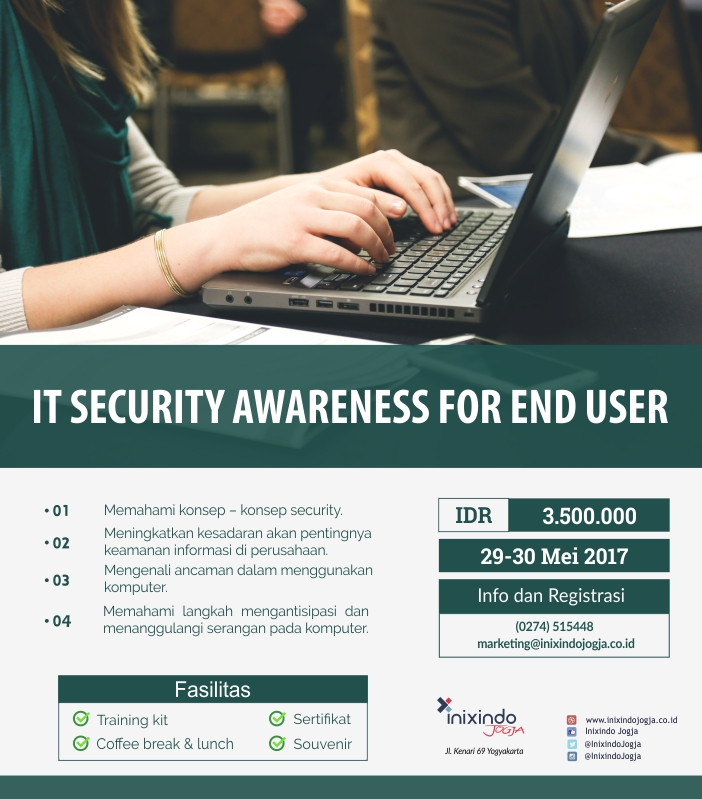 IT Security Awareness for End User 1