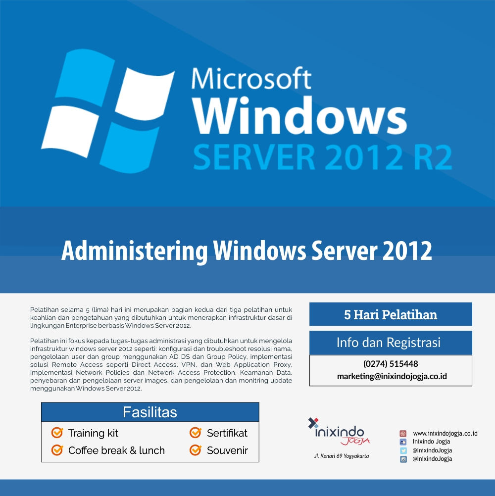Administering Windows Server 2012 6