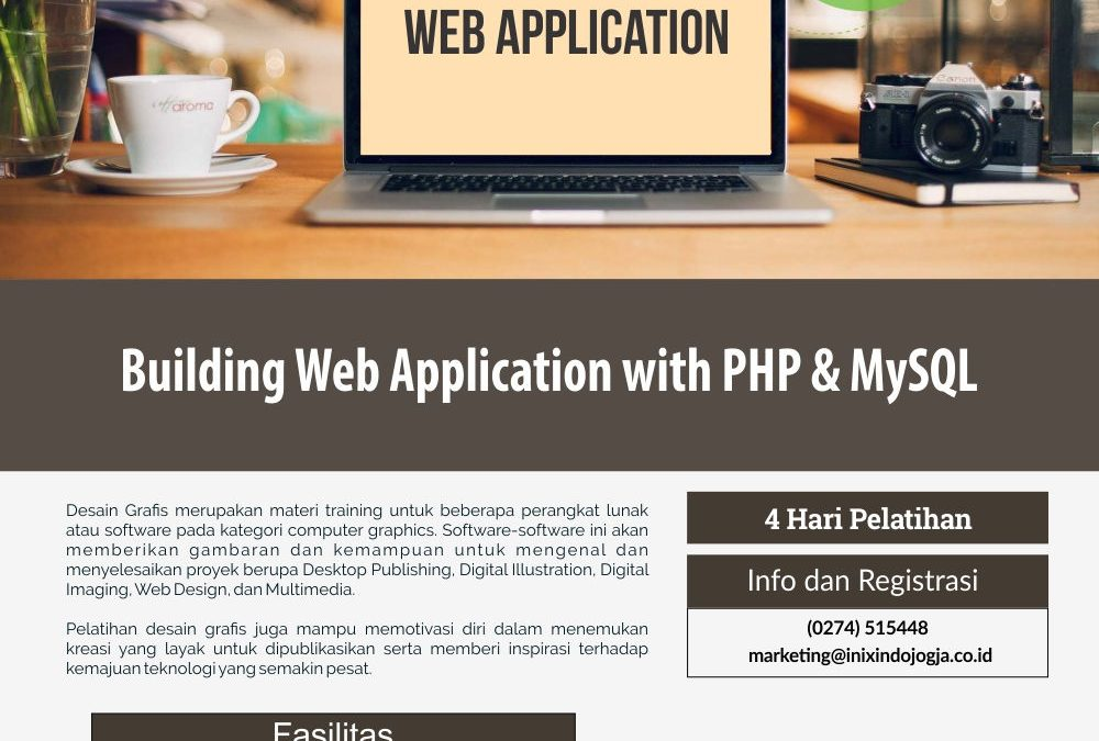 Building Web Application with PHP & My SQL