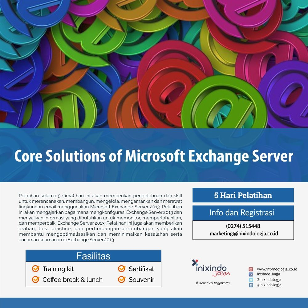 Core Solutions of Microsoft Exchange Server 6