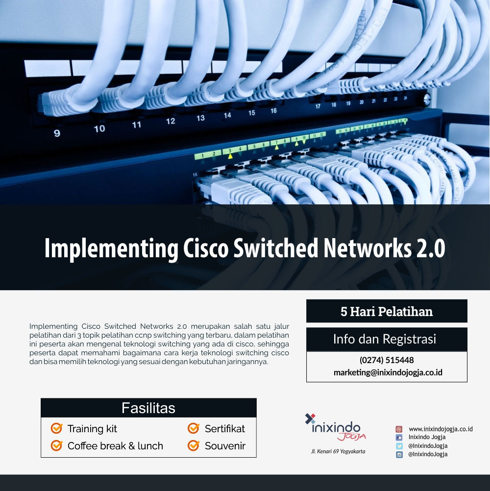 Implementing Cisco Switched Networks V2.0 6