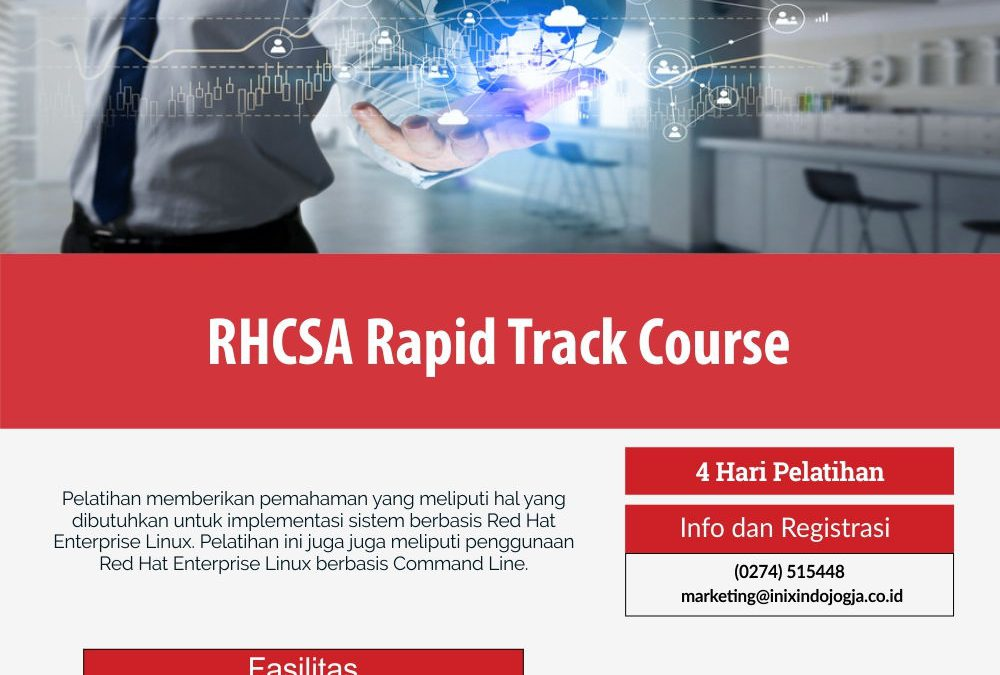 RHCSA Rapid Track Course (Course Only)