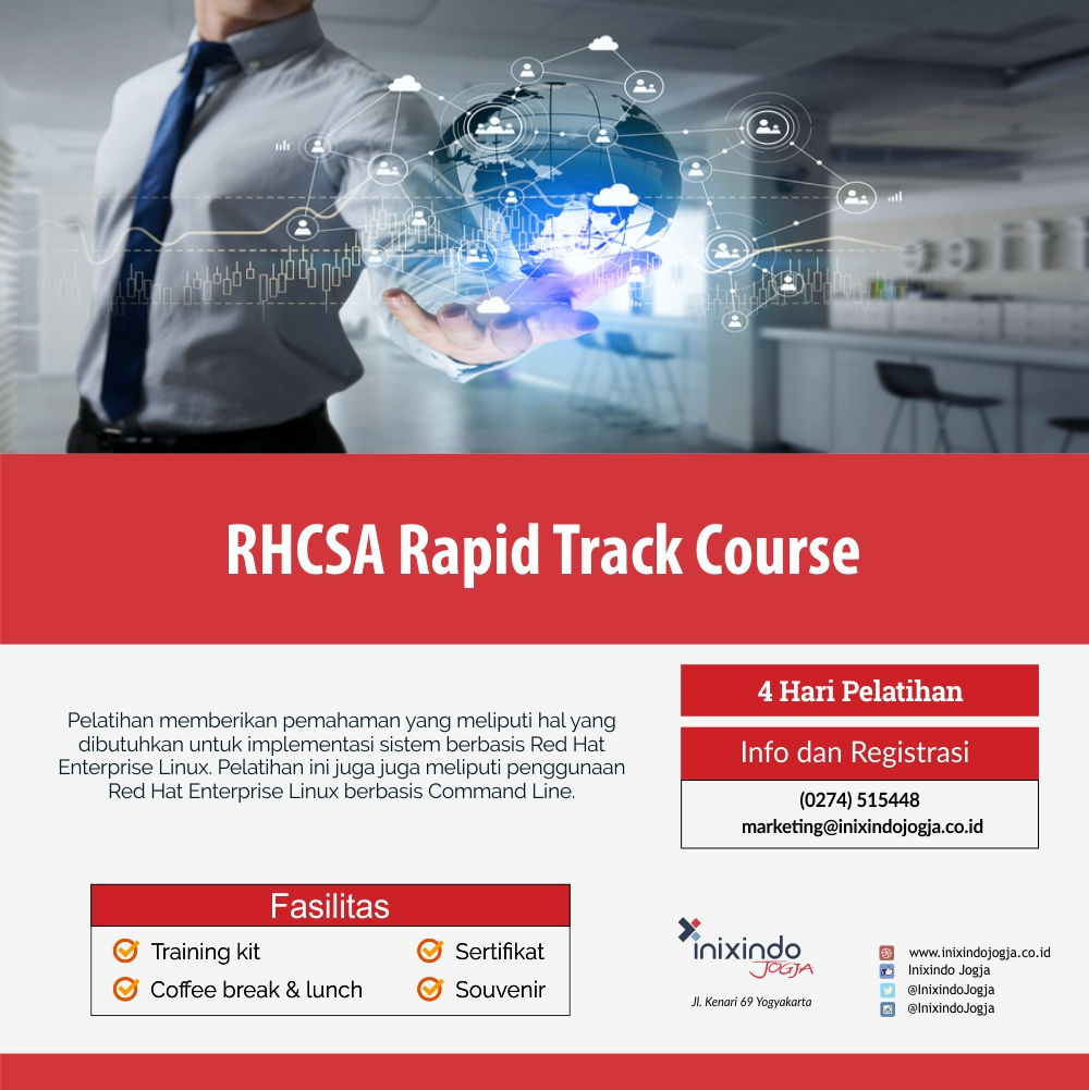 RHCSA Rapid Track Course (Course Only) 7