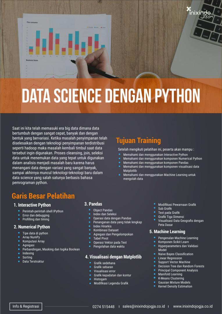 Data Science with Python 6