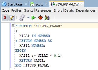 Hacking Fitur Wrap di Oracle PL/SQL 48