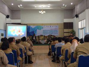 Diskusi Bersama Persiapan Implementasi E-Government Dinas Kominfo Se-Kalimantan Tengah 1