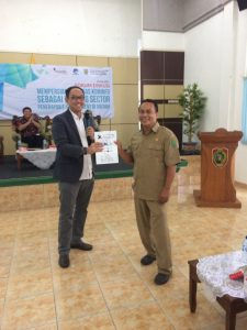 Diskusi Bersama Persiapan Implementasi E-Government Dinas Kominfo Se-Kalimantan Tengah 5