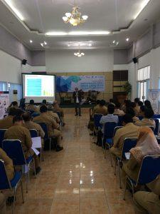 Diskusi Bersama Persiapan Implementasi E-Government Dinas Kominfo Se-Kalimantan Tengah 2
