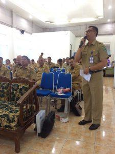 Diskusi Bersama Persiapan Implementasi E-Government Dinas Kominfo Se-Kalimantan Tengah 3