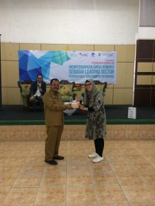 Diskusi Bersama Persiapan Implementasi E-Government Dinas Kominfo Se-Kalimantan Tengah 4