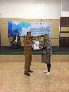 Diskusi Bersama Persiapan Implementasi E-Government Dinas Kominfo Se-Kalimantan Tengah 6