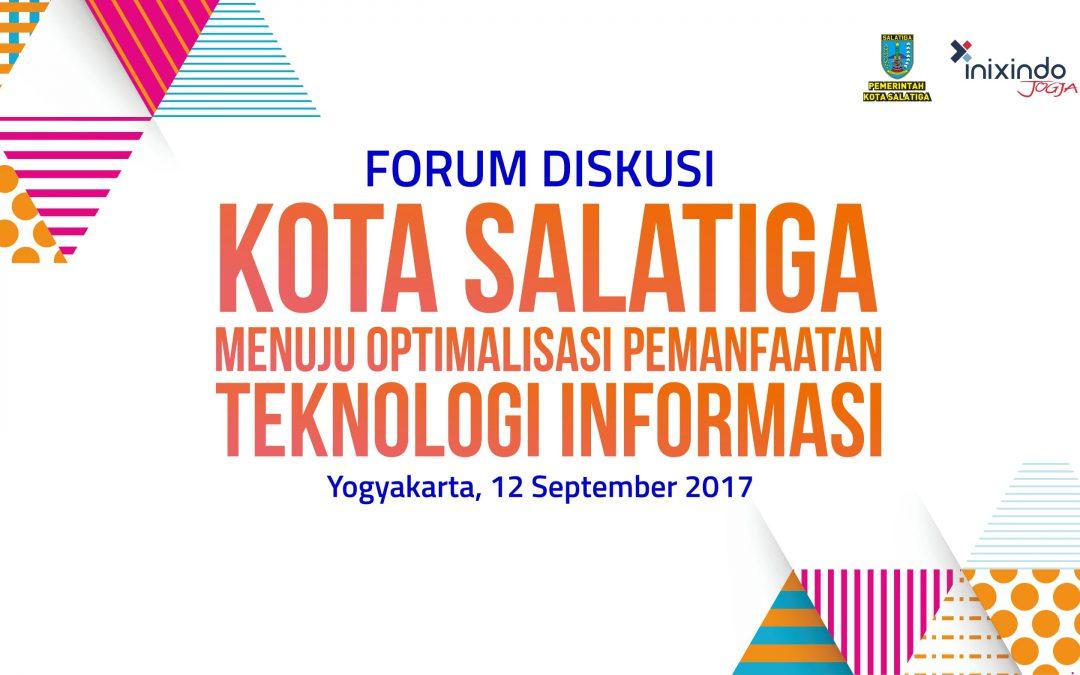 Kota Salatiga Menuju Optimalisasi Teknologi Informasi