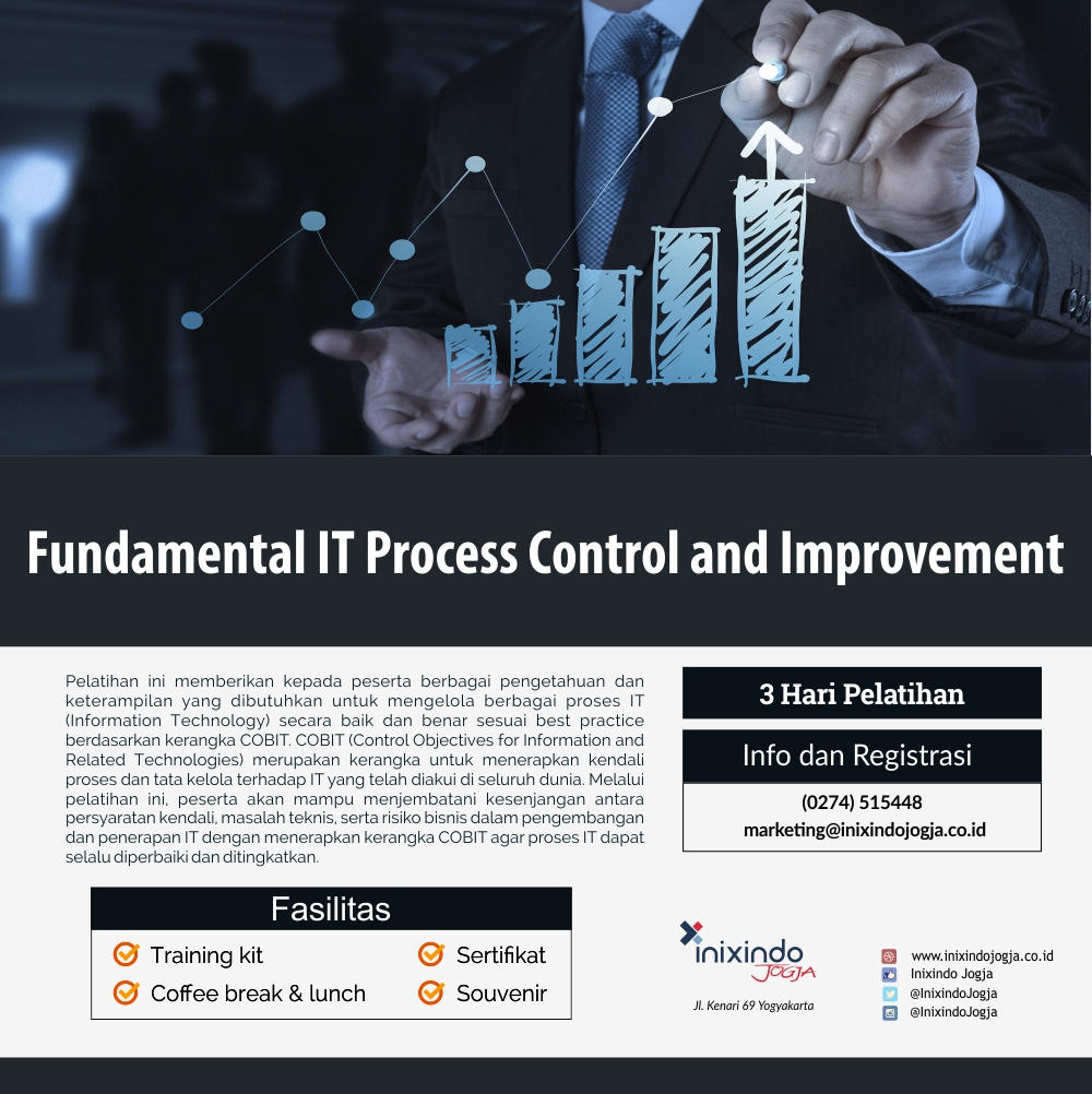 Fundamental IT Process Control & Improvement 6