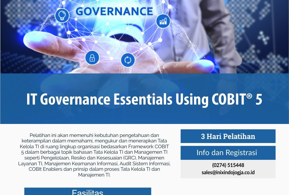 IT Governance Essentials Using COBIT® 5