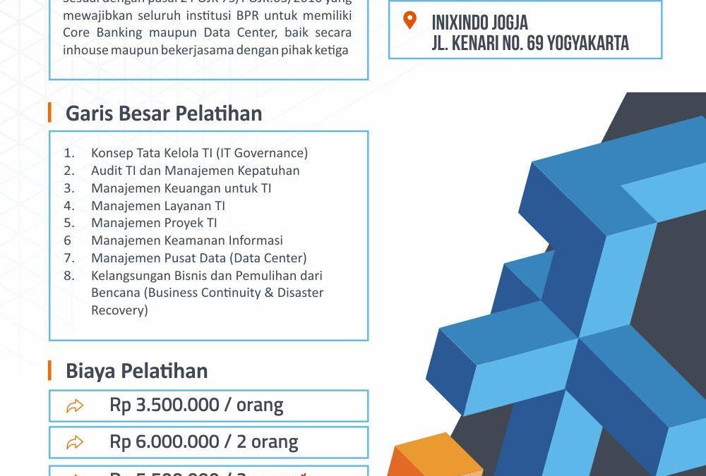 Tata Kelola Teknologi Informasi Bagi BPR