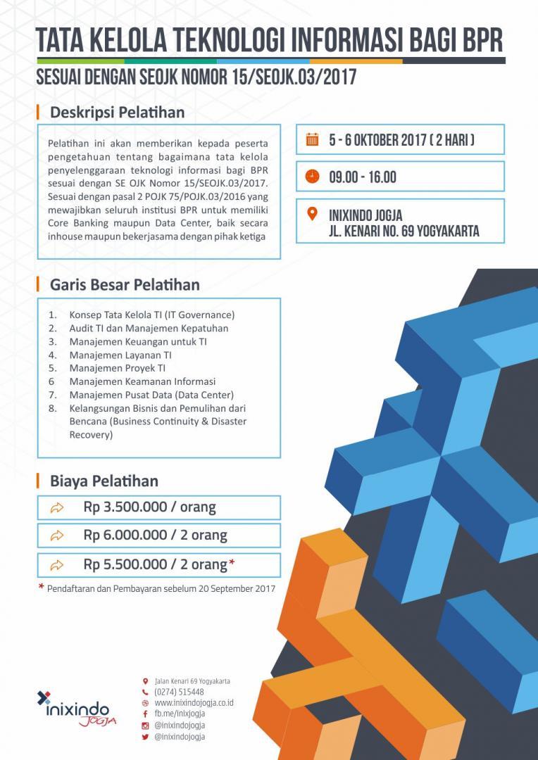 Tata Kelola Teknologi Informasi Bagi BPR 6