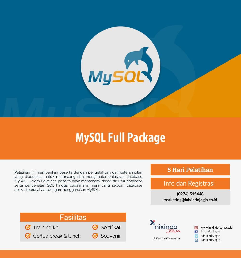 MySQL Full Package 7