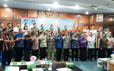 "Sosialisasi Pengelolaan Layanan e-Government ""Mewujudkan Provinsi Sumatra Utara Menjadi Smart Province"""