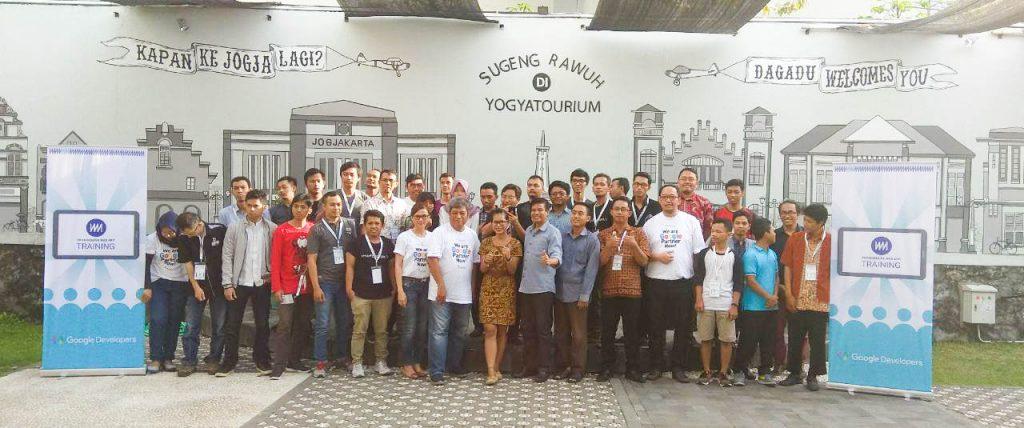 Google Indonesia bersama Inixindo Jogja sebagai Google Learning Partner 1