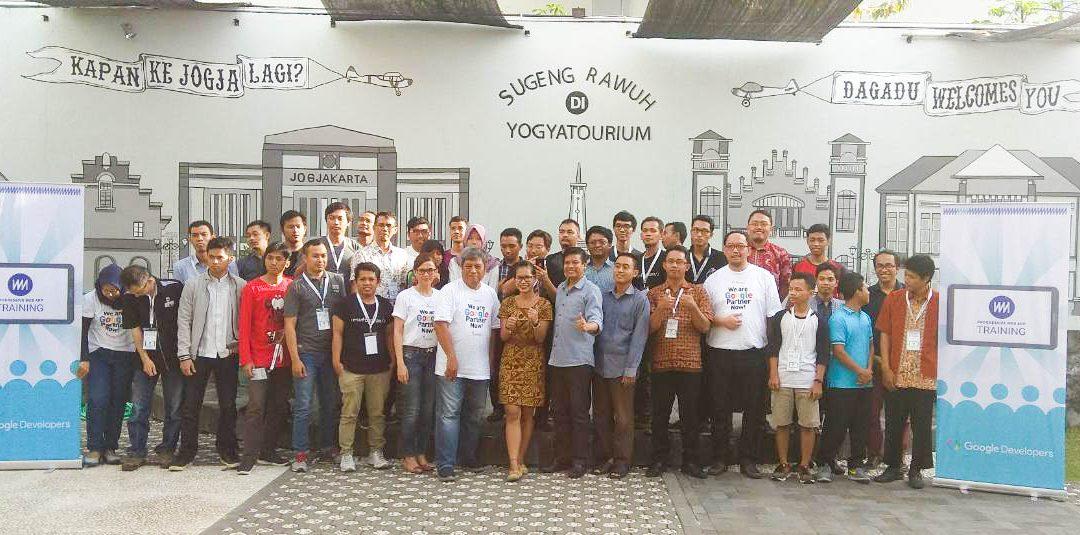 Google Indonesia bersama Inixindo Jogja sebagai Google Learning Partner
