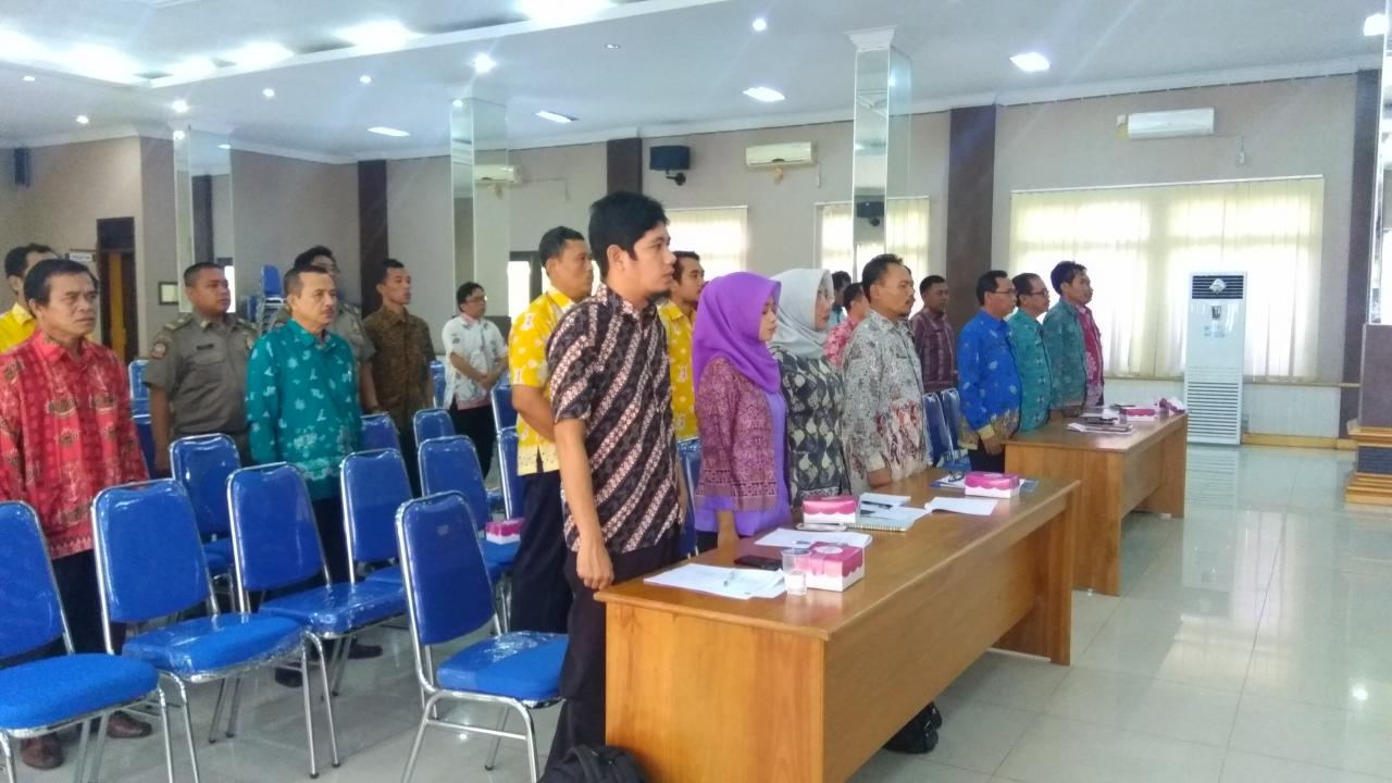 Focus Group Discussion: Master Plan TIK Kabupaten Kotawaringin Barat 2