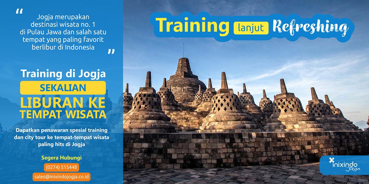Training Lanjut Refreshing - Berwisata Setelah Pelatihan? Banyak Untungnya, Lho! 1