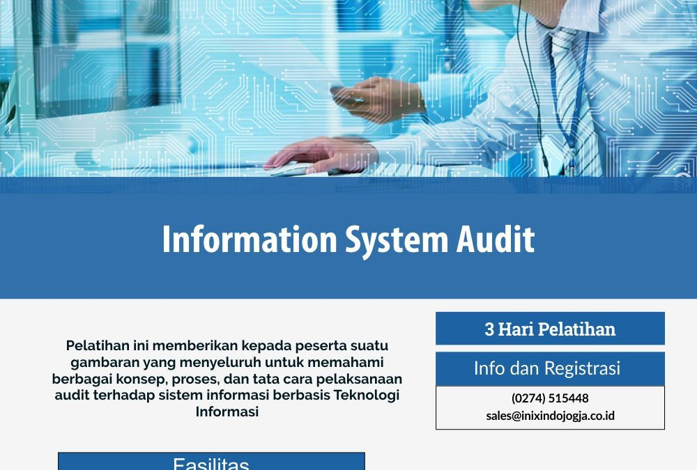 Information System Audit  + CISA®Preparation