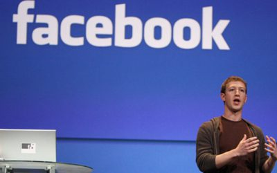 CEO Facebook, Mark Zuckerberg Melawan Hoax