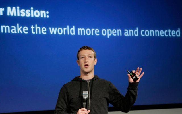 CEO Facebook, Mark Zuckerberg Melawan Hoax 2