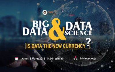 Big Data & Data Science : Is Data The New Currency?