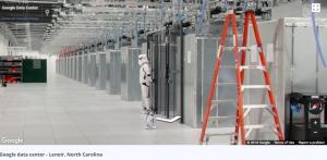 Penasaran Dengan Penjaga Data Center Milik Google? 2