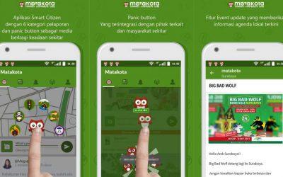 Matakota: Aplikasi Smart City dari Surabaya