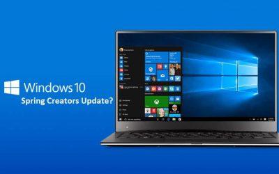 Berkenalan dengan Spring Creator's Update, Windows 10 Terbaru